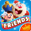 Logo Candy Crush Friends Saga