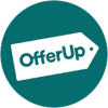 Logo OfferUp - Buy. Sell. Offer Up