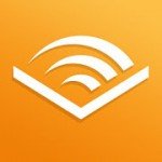 Logo Audiobooks from Audible