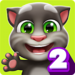 Logo My Talking Tom 2