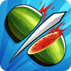 Logo Fruit Ninja Fight