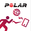 Logo Polar Flow - Activity & Sports