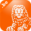 Logo ING smart banking (BE)