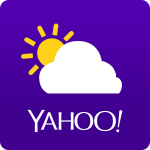 Logo Yahoo Weather